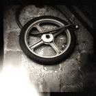 Title : Roue, Paris, Juillet 2004. Camera : Diana F - 4x4. Max. Print Size : 6000x6000 pixels (24'x24' - 60x60 cm.) Author : Pascal Labrouill?re  Views: 1329 Date: 25.07.04 800x800 (525.0 KB)