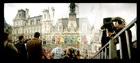 Title : JO Paris 2012, Hotel de ville de Paris, 6 Juillet 2005. Camera : Diana 'RiderDigest' - KODAK Portra 400VC  Max. Print Size : 13200x6000 pixels (132x60 cm.) Author : Pascal Labrouill?re   Views: 1457 Date: 05.07.05 1760x800 (968.5 KB)