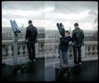 Title : Touristes, Montmartre, Paris, Fevrier 2005. Camera : BENCINI - Koroll  - KODAK PORTRA 400VC Max. Print Size : 7100x6000 pixels (71x60 cm.) Author : Pascal Labrouill?re  Views: 1180 Date: 12.02.05 947x800 (615.2 KB)