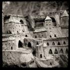 Souche sculpt?e, ? Rennes les Bains, dans l'Aude, Decembre 2005. Camera : Great Wall 6x6 - Fuji Reala 100 Max. Print Size : 7300x7300 pixels (73x73 cm.) Author : Pascal Labrouill?re  Views: 907 Date: 03.12.05 450x450 (65.8 KB)
