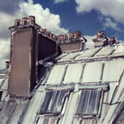 Title : Rue de Dunkerque - Cot? Sud n?03 - Polaroid SX70 manipul? - Paris, Mai 2005. Camera : Polaroid SX70 - Film Time Zero. Max. Print Size : 9500x9500 pixels (95x95 cm.) Author : Pascal Labrouill?re  Views: 872 Date: 23.05.05 800x800 (597.0 KB)